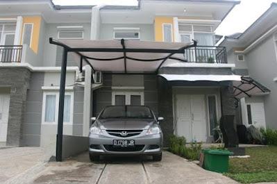 Macam macam Atap Kanopi Pilihan Untuk Anda