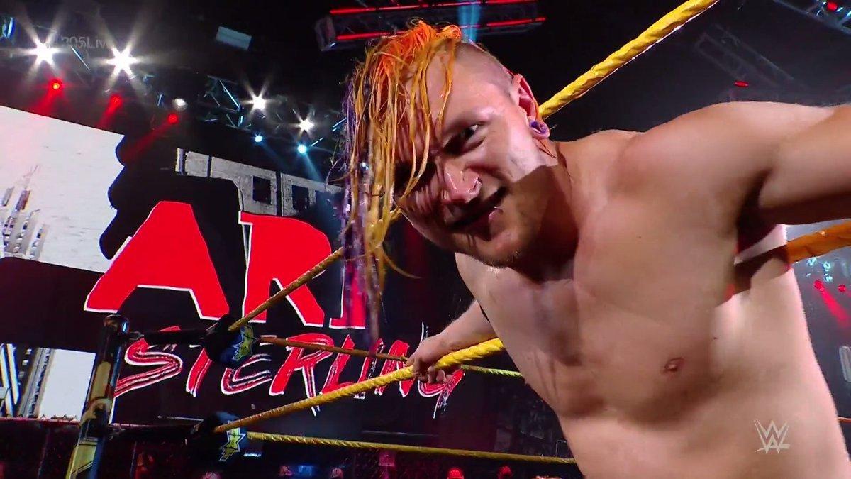 Alex Zayne é anunciado para primeira aparição após saída da WWE