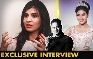 Kick-started with Oviya for Karthik Srinivasan calendar shoot | Designer Shiny Cindrella Interview