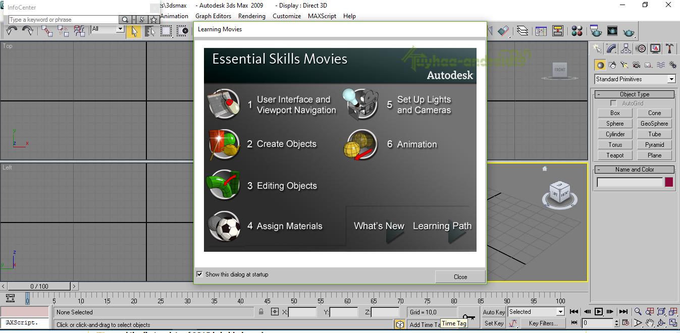 autodesk 3ds max 2009 full crack