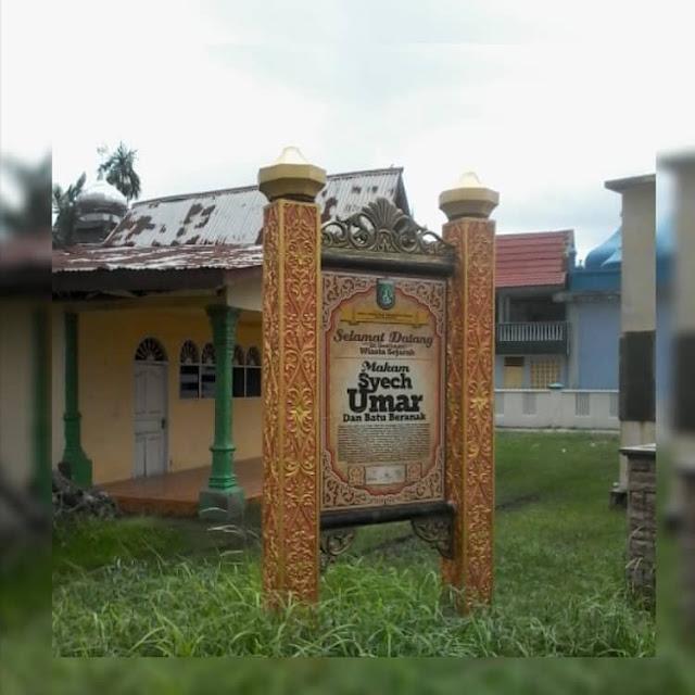 Tempat Wisata Religi Makam Syekh Umar