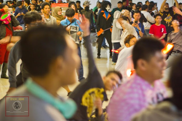 Blok M Square Jpop Culture Fest Pecah Banget