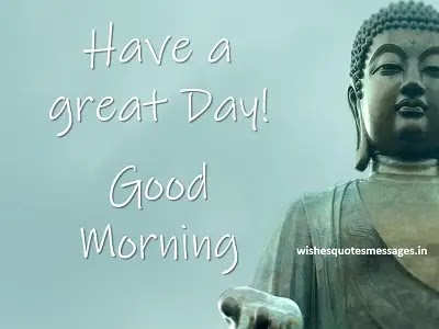 Good Morning Buddha Images