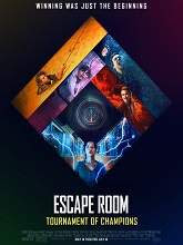 Escape Room 2: Tournament of Champions (2021) HDRip Full Movie Watch Online Free
