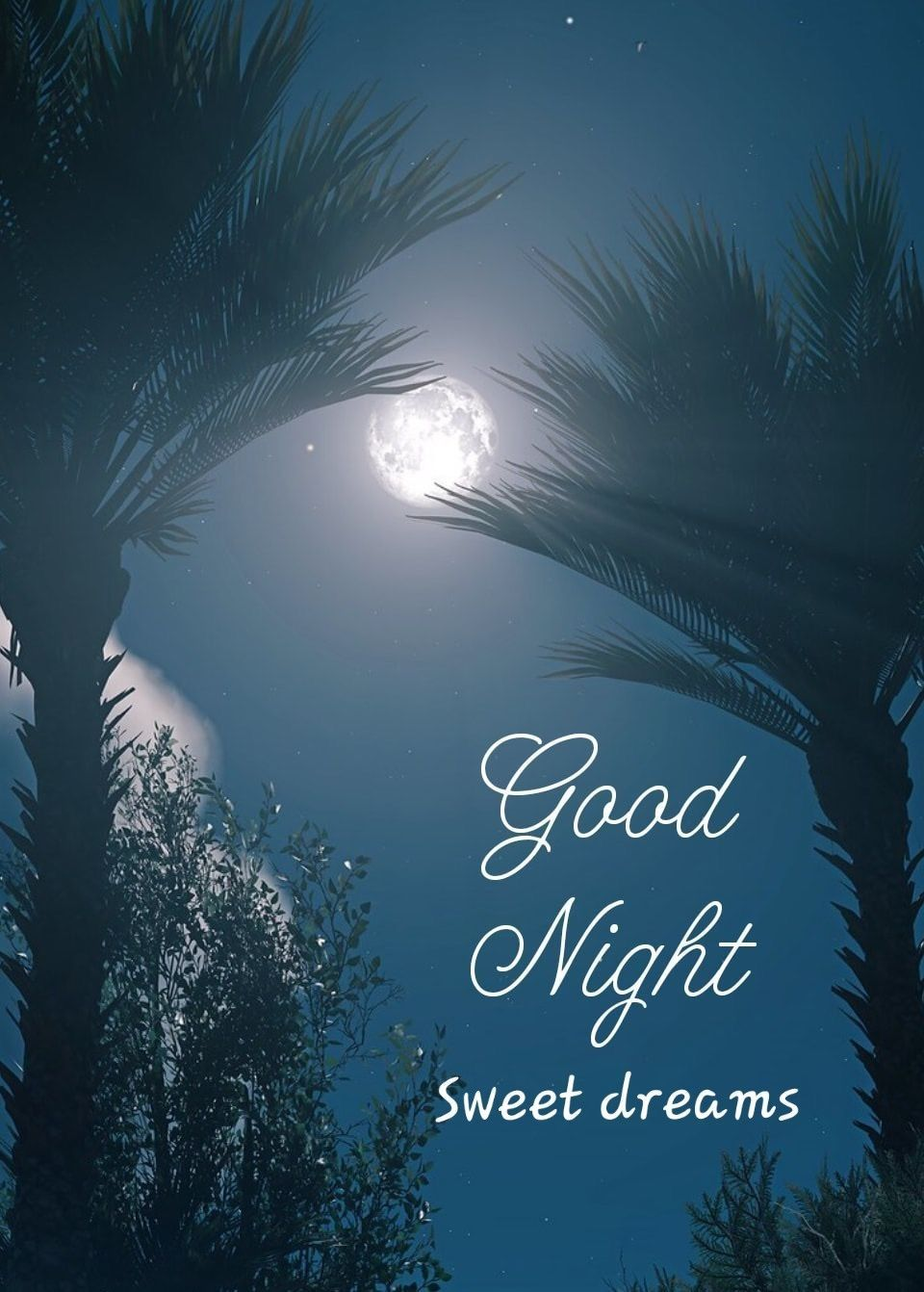 Creative Good Night Messages for Friends