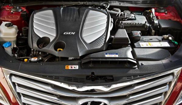Hyundai Azera Engine