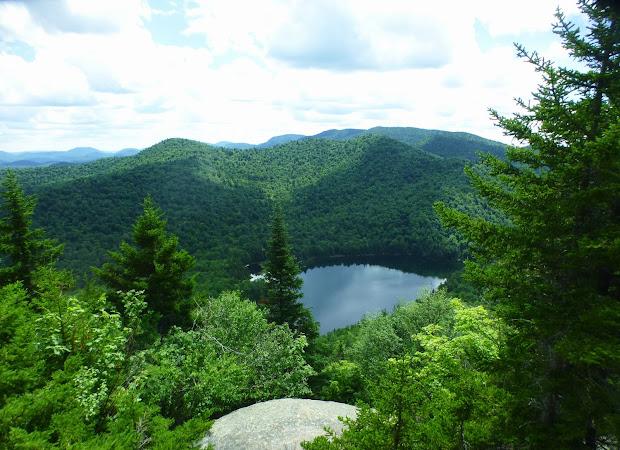Peaked Mountain Pond