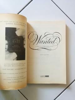 Wanted: A Pretty Little Liars Novel