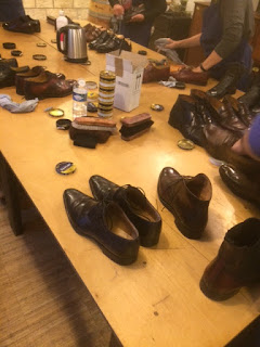 soirée glacage chaussures, glacage souliers, atelier paulus bolten, paulus bolten,chaussures de luxe