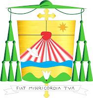 Resultado de imagem para brasão episcopal de dom joão kot
