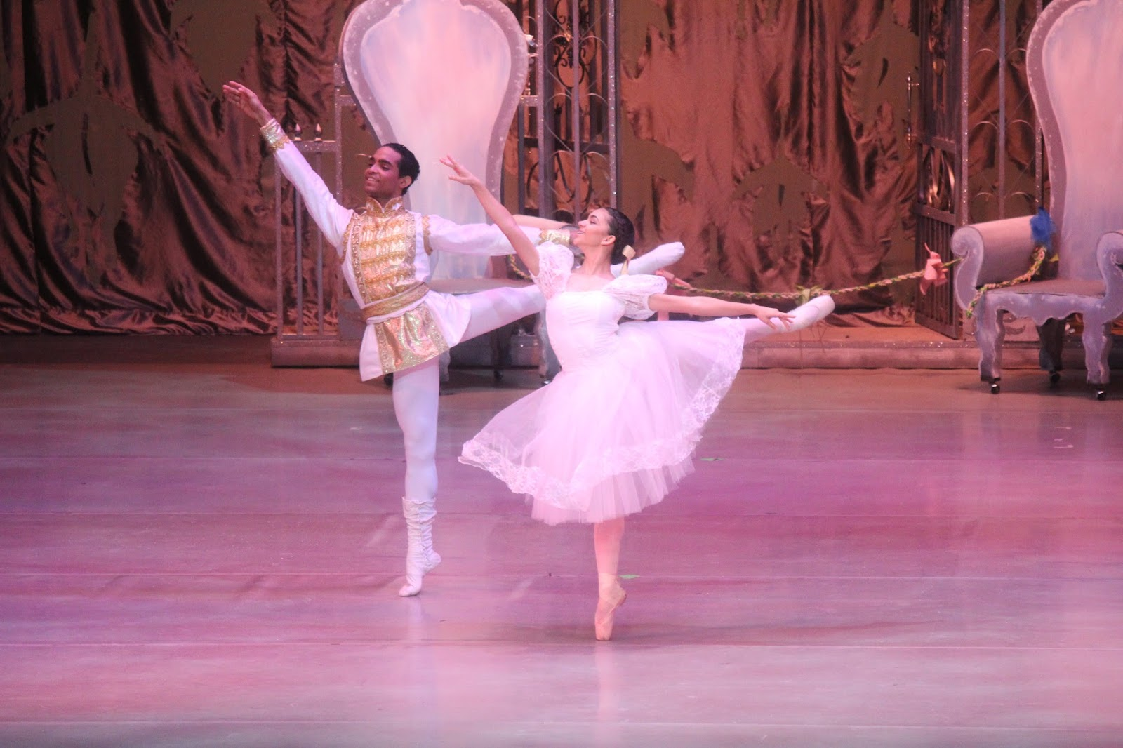 Ballet. Cascanueces.