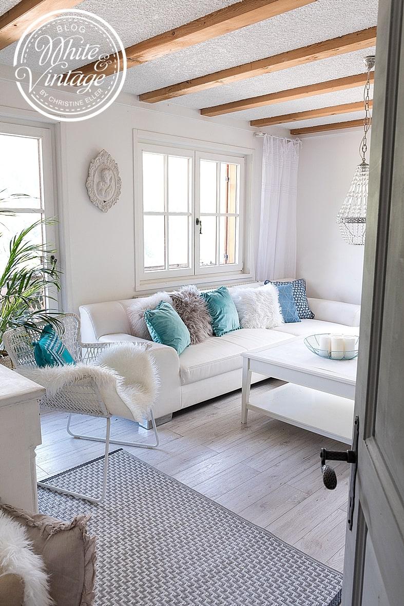 einrichten im beach house style