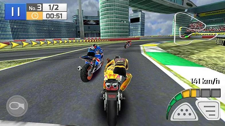 تحميل لعبة Real Bike Racing