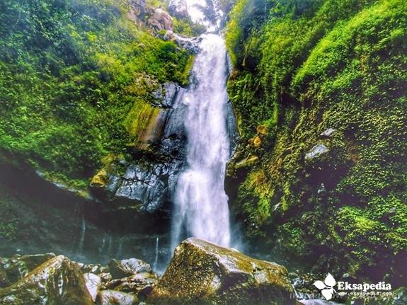 Objek Wisata Air Terjun Kedung Kayang