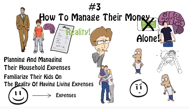How To Manage Their Money