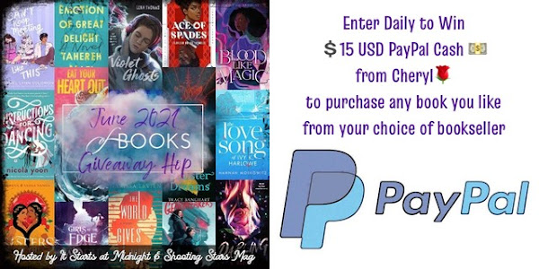 June 2021 Of Books 📚  Giveaway
