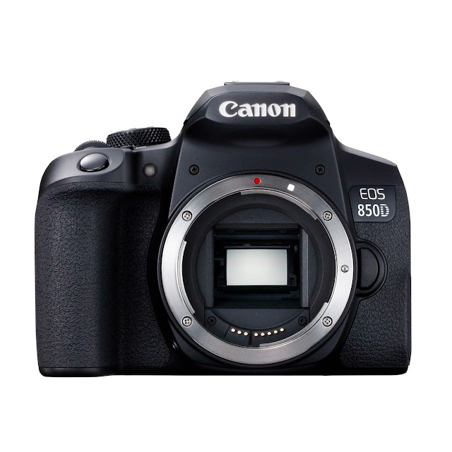Canon EOS 850D product shot