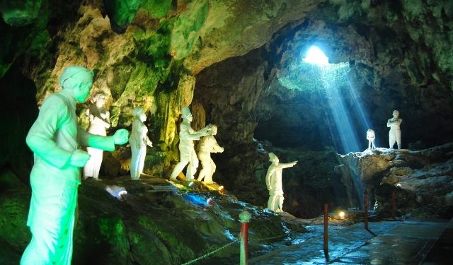 Jatijajar Cave Tourism Destinations in Kebumen That Must Be Visited