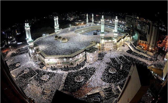 Paket Umroh Idul Fitri
