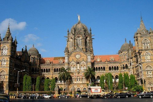 Chhatrapati Shivaji Terminus Station