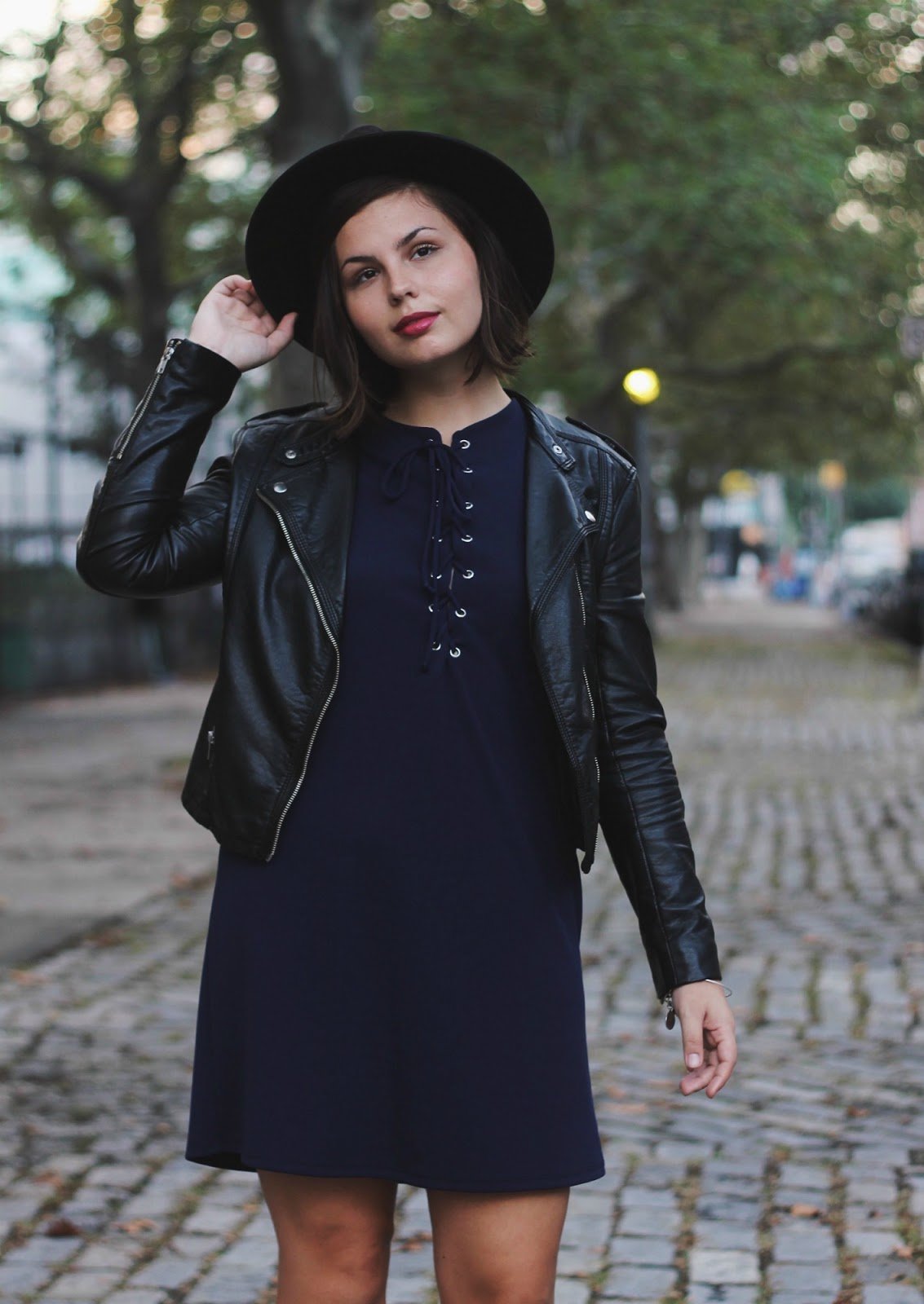 Dress with Grommets | Someone Like You