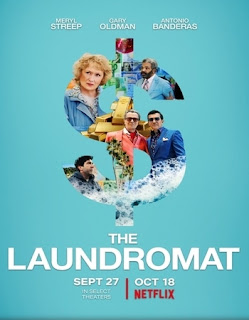 The Laundromat 2019 Dual Audio 720p WEBRip