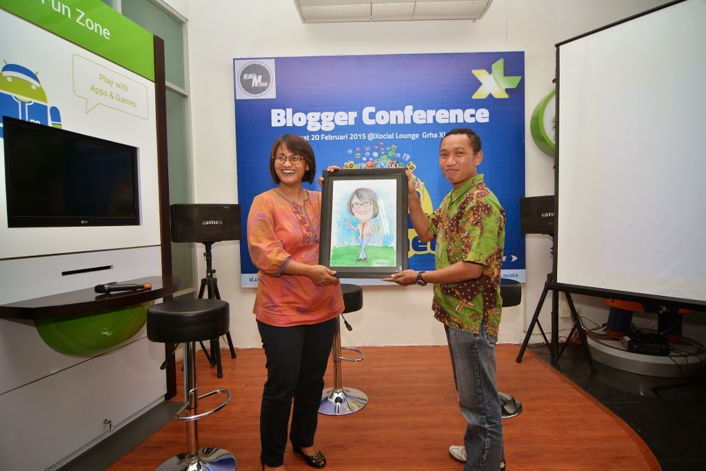 XL dan Blogger Medan Siap Hadapi Era Digital