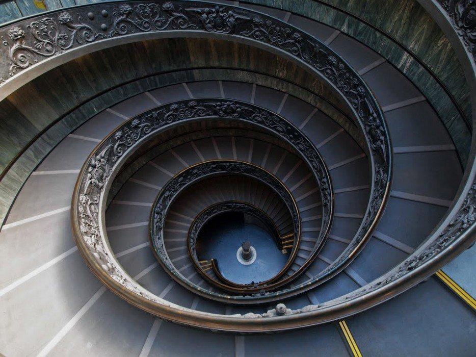 S mbolos mitos y arquetipos el s mbolo de la espiral - Escalera en espiral ...