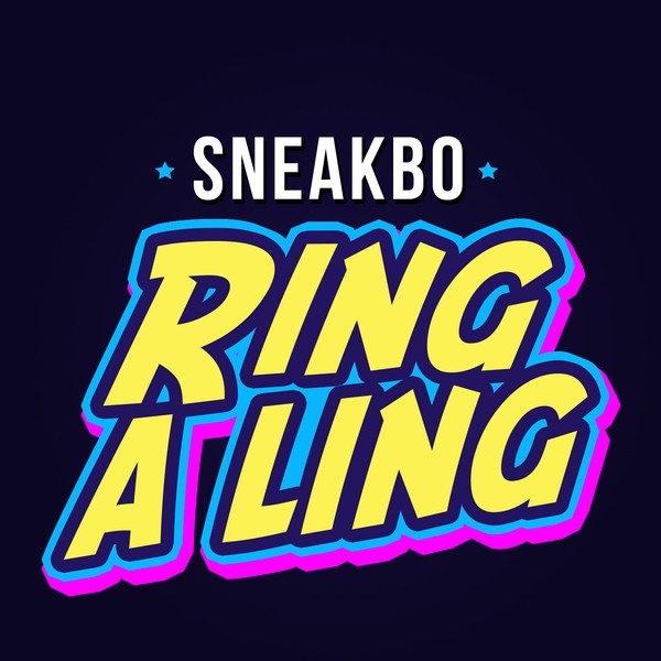 Sneakbo - Ring a Ling (Remixes) [EP] Cover