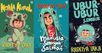 7 Novel Komedi Indonesia Terbaik yang Wajib Kalian Punya