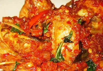 5 Resep Rica Rica Ayam Masakan Jawa Mastimon Com