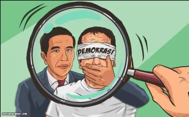 Presiden PKS: Pemerintahan Saat Ini Memutar Demokrasi ke Arah Otoritarianisme!