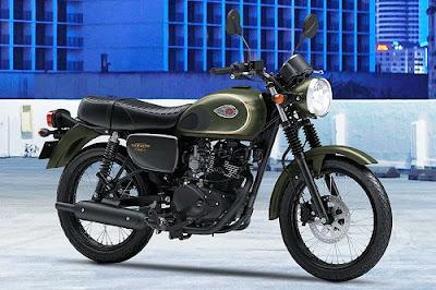 Speifikasi Dan Harga Kawasaki W175
