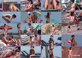 Nude Euro Beaches 2018. Part 29.