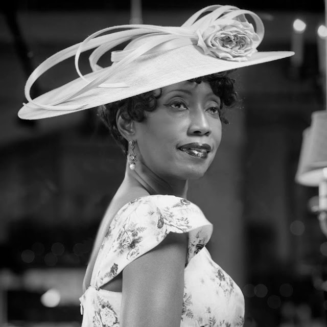 Meet The Designer Bringing Fifties Style Elegance Back To The Runway