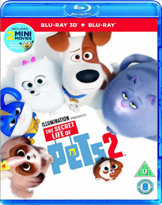 The Secret Life of Pets 2 [2019] [3D] [BD25] [Latino]