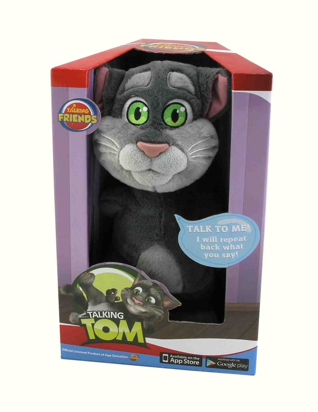 Twingle Mommmy Talking Tom Hot New Toy Giveaway