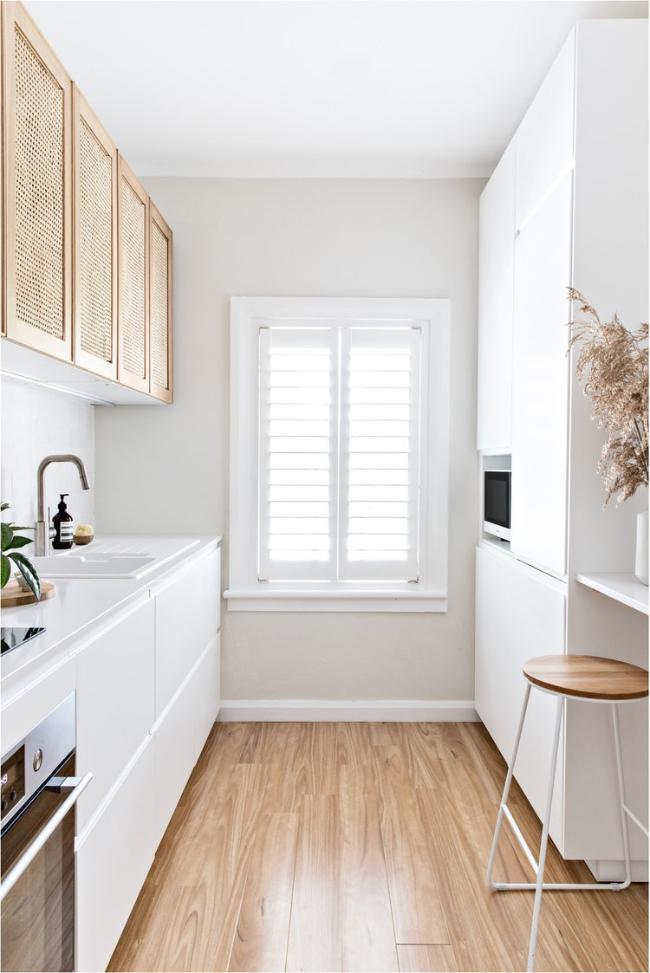 Apartamento boho playero by Habitan2 | Reforma de apartamento de estilo boho con poco presupuesto