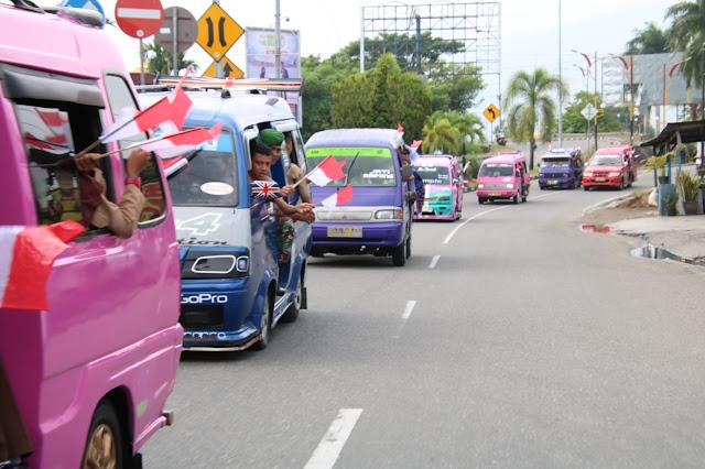 Dandim 0312: Sopir Angkot di Kota Padang Bisa Menjadi Mitra Mengatasi Bencana Alam