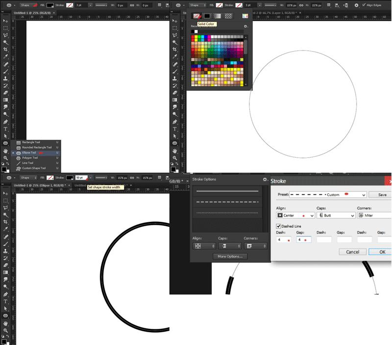 img1 Cara Membuat Sun Ray Dengan Photoshop