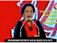 Dianggap Pernah Melecehkan Islam dalam Pidatonya, Penganugerahan Doktor HC untuk Megawati Ditentang