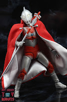S.H. Figuarts Brothers' Mantle 12
