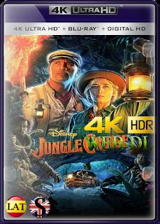 Jungle Cruise (2021) WEB-DL 4K UHD HDR LATINO/INGLES