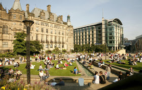 Global Scholarship At The University of Sheffield in the UK, 2020