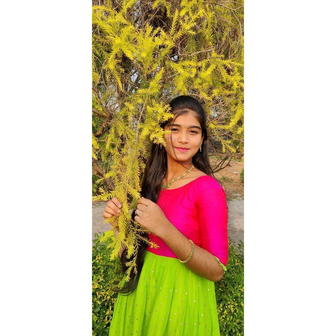 Adimulam Tanyasree 6