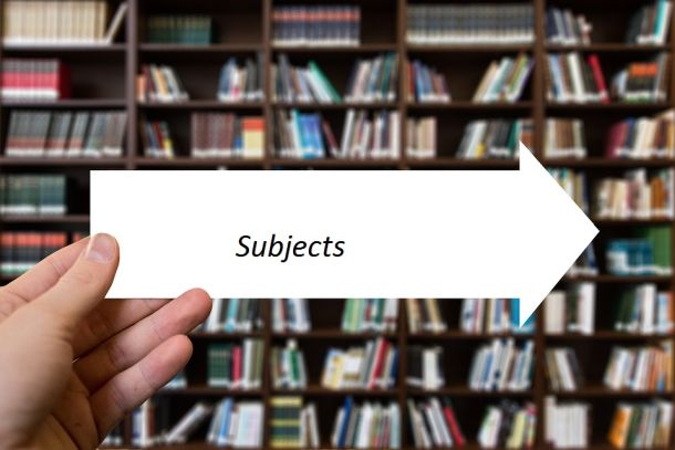 B.Ed Course Subject details