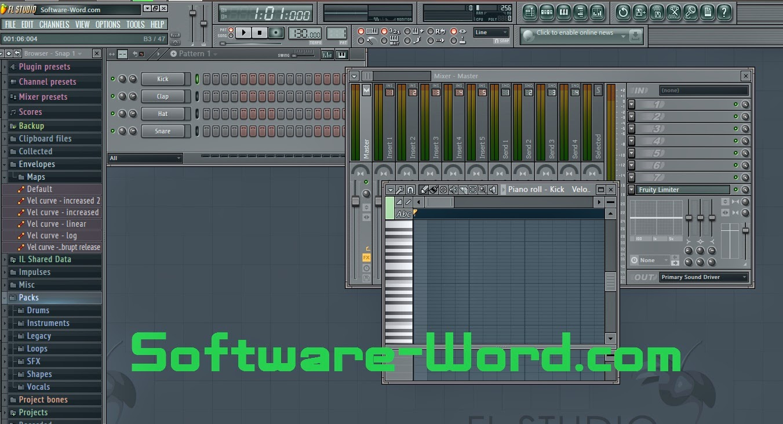 FL Studio Producer Edition 11