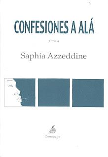 Resultado de imagen de confesiones a alá saphia azzeddine