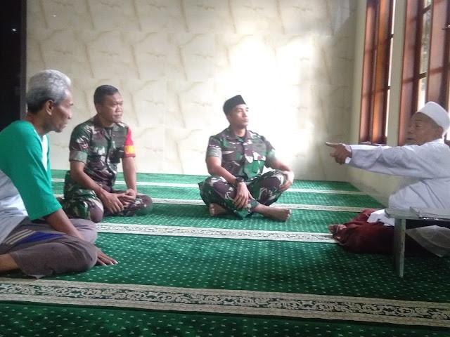 Dandim 0503 Jakarta Barat Silaturahmi Ke Tokoh FPI