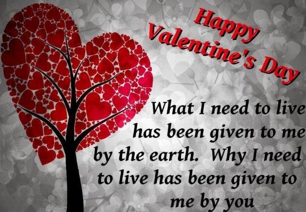 Valentine Text Message